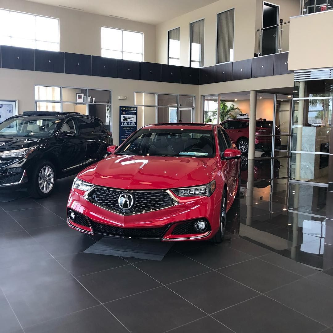 2019 Acura TLX A-SPEC 3.5P V6 Is Now Available