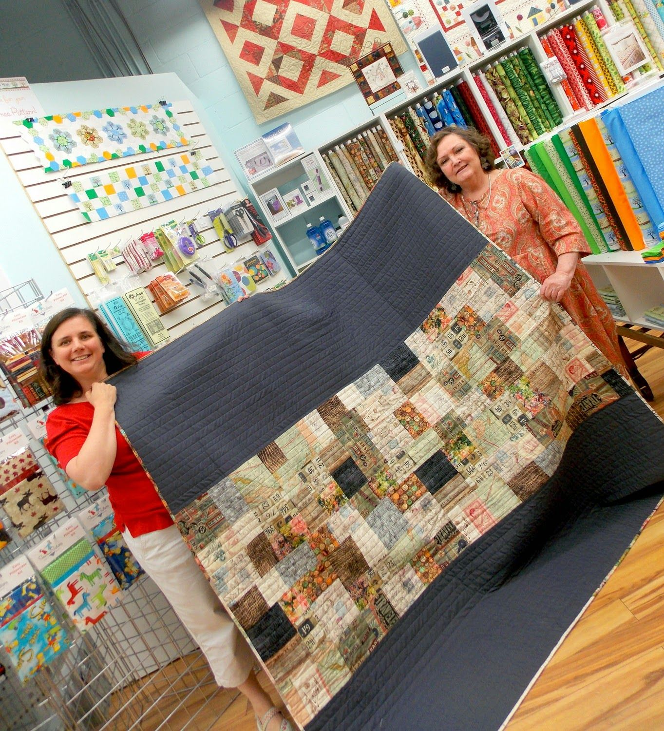 Sew Sisters Quilt Shop: July 2014 | Quilting | Pinterest ... : sew sisters quilt shop - Adamdwight.com