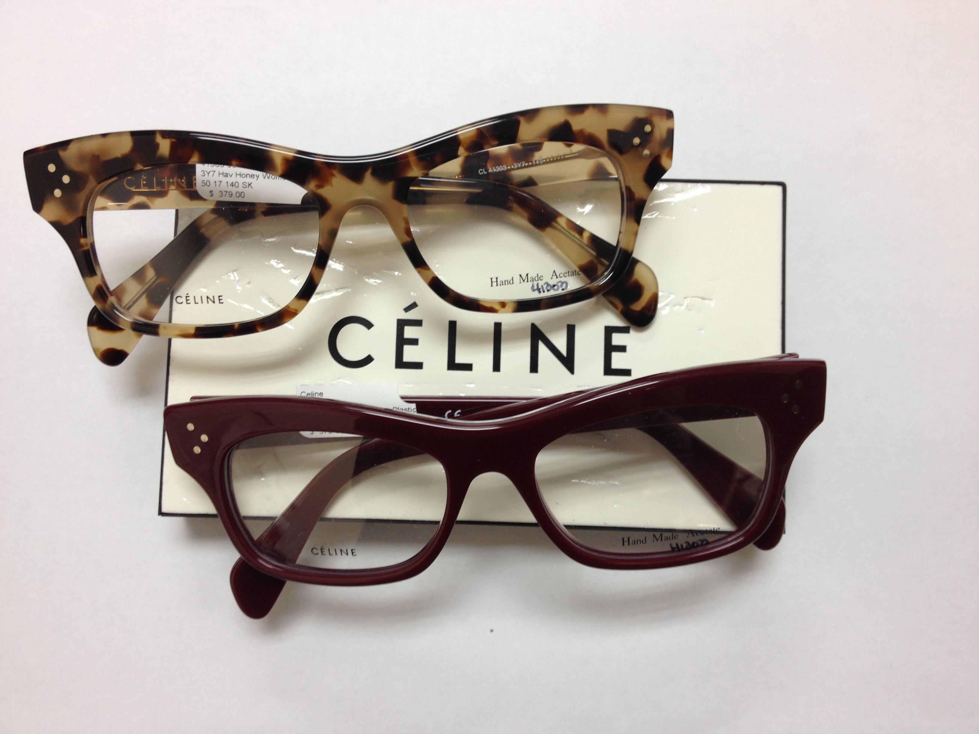 cd17ab86f3 Celine Eyewear 2014