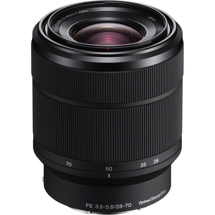Sony Fe 28 70mm F 3 5 5 6 Oss Lens Lenses Sony Digital Camera Sony Camera Zoom Lens