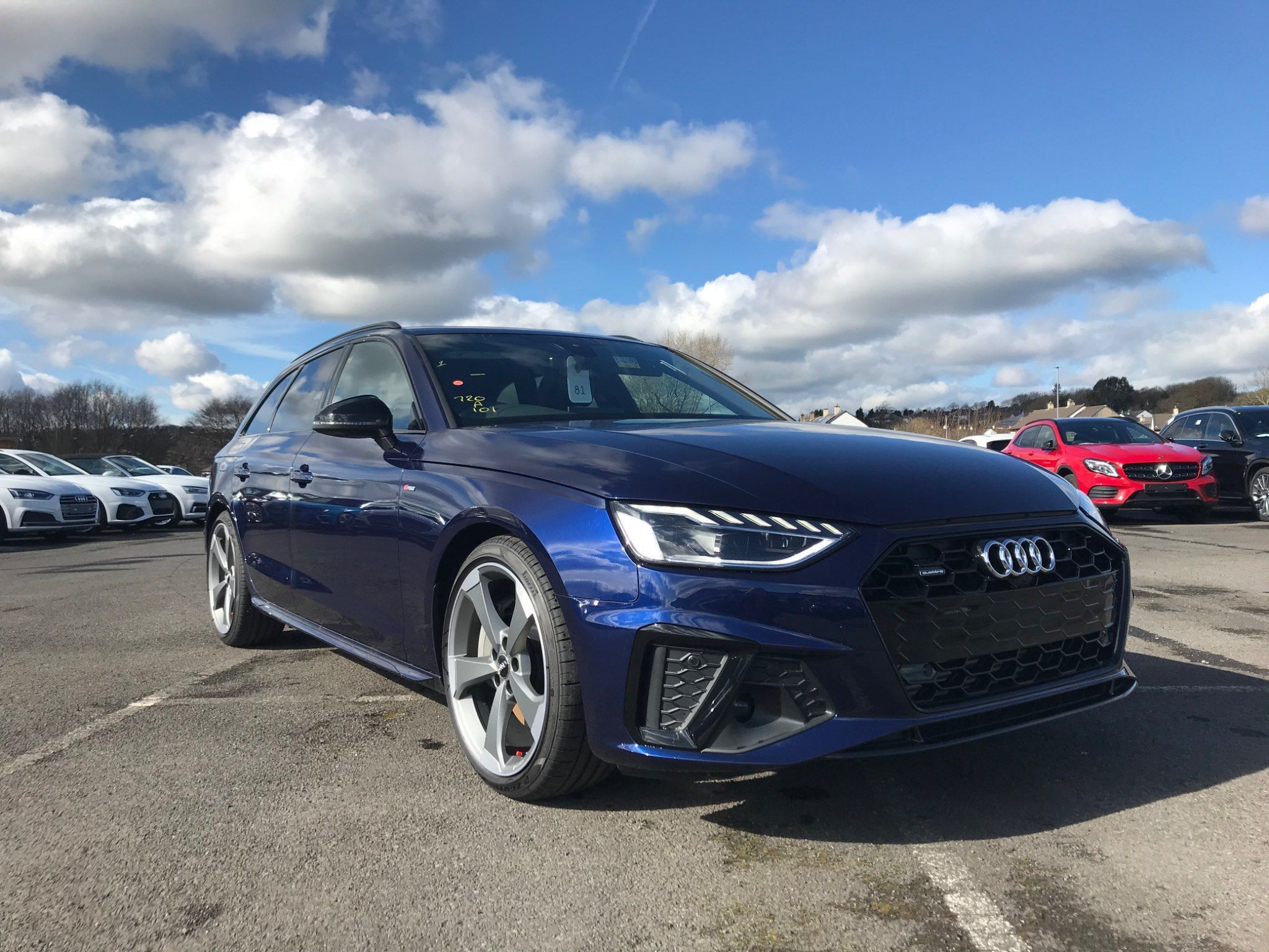 Audi A4 Avant 2 0 Tfsi 45 Black Edition Avant S Tronic Quattro S S 5dr In 2020 Used Audi Audi A4 Audi