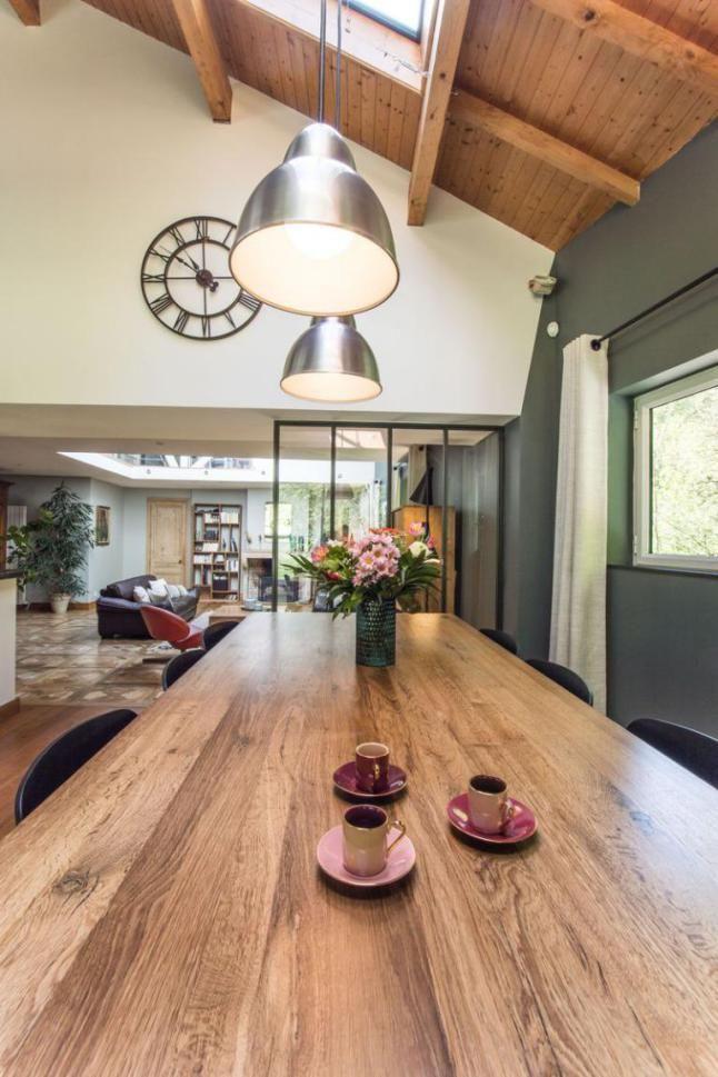 Une maison revue par une designer d\'intérieur - PLANETE DECO a homes ...