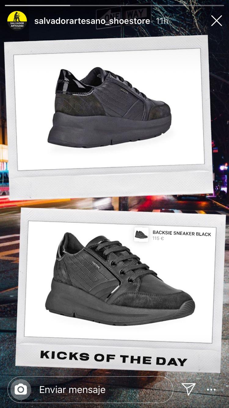 escalada enchufe sobras  Nueva colección otoño-invierno 2019-2020 marca Geox, tienda online o  webshop www.zapatosparatodos.es | Zapatos, Otoño invierno, Otoño