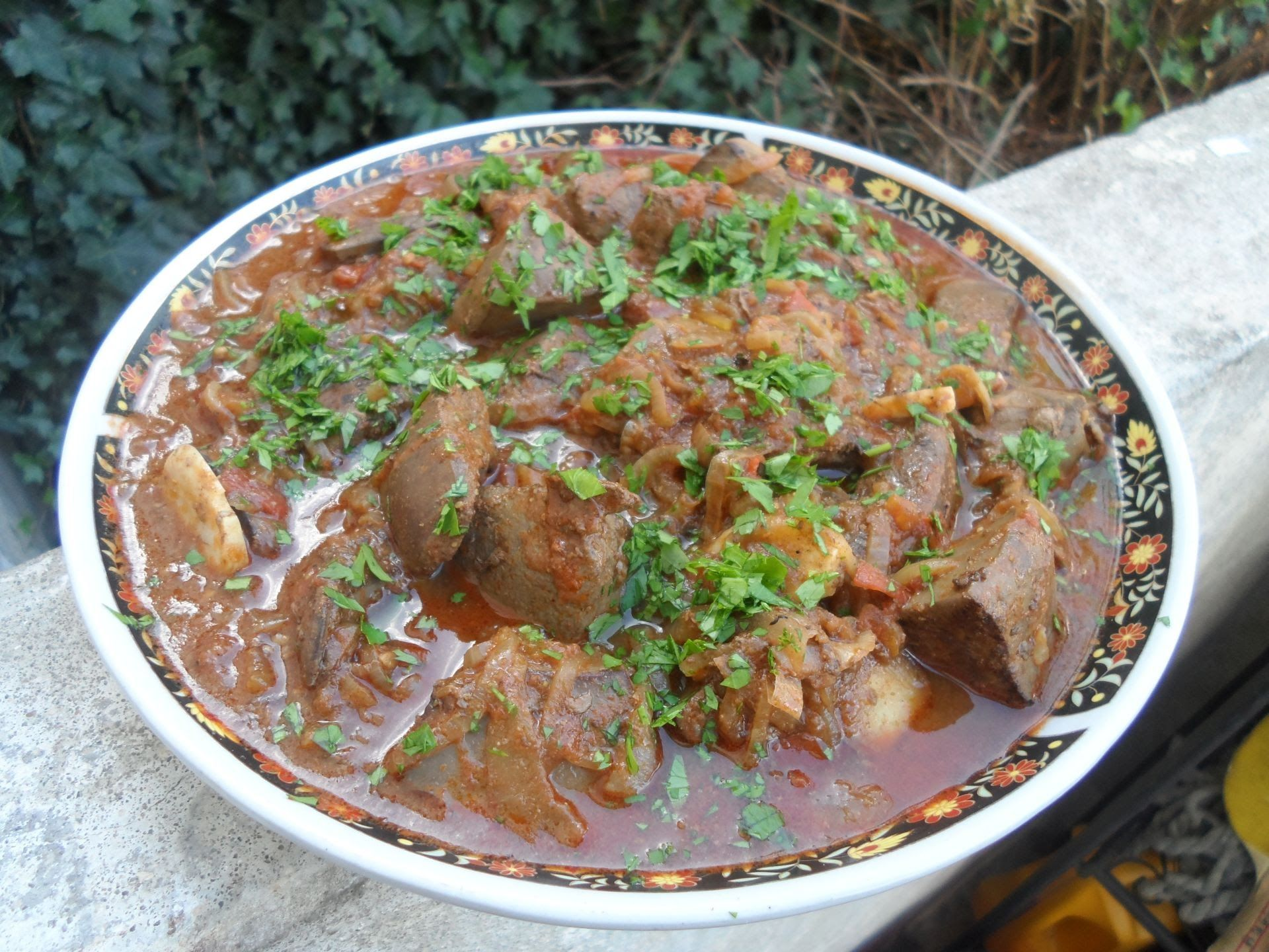 Cuisine Tunisienne La Kamouniya Avec Images Cuisine