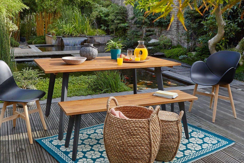 Je veux un banc pour mon jardin | Maison | Banc jardin ...