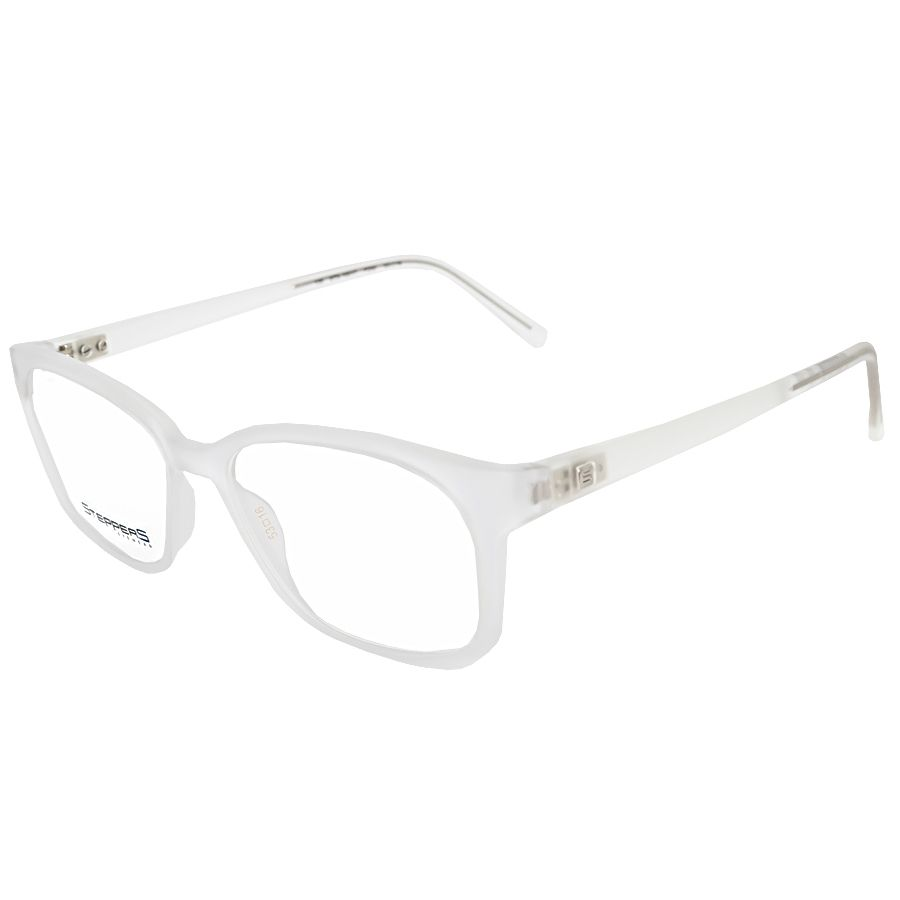 Óculos de Grau Unissex Stepper Acetato Gelo Em Promoção Hoje ... 83a440ec9a