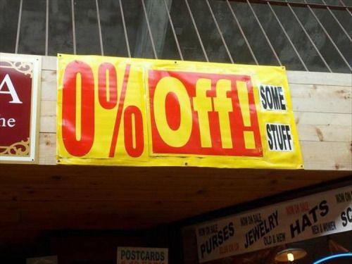 Big Sale Today!!  funny tumblr [via lolsnaps]