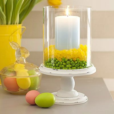80 fabulous easter decorations you can make yourself page 7 of 8 diy - Easter Decorating Ideas