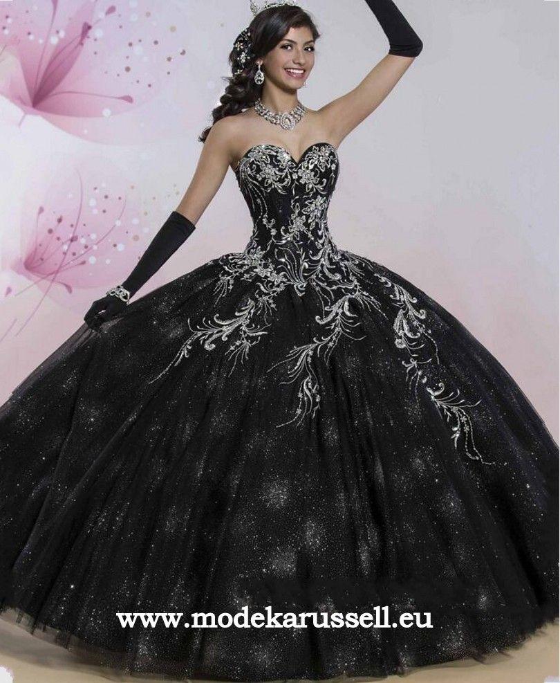 ballkleid carlota | schwarzes kleid zur hochzeit, schöne
