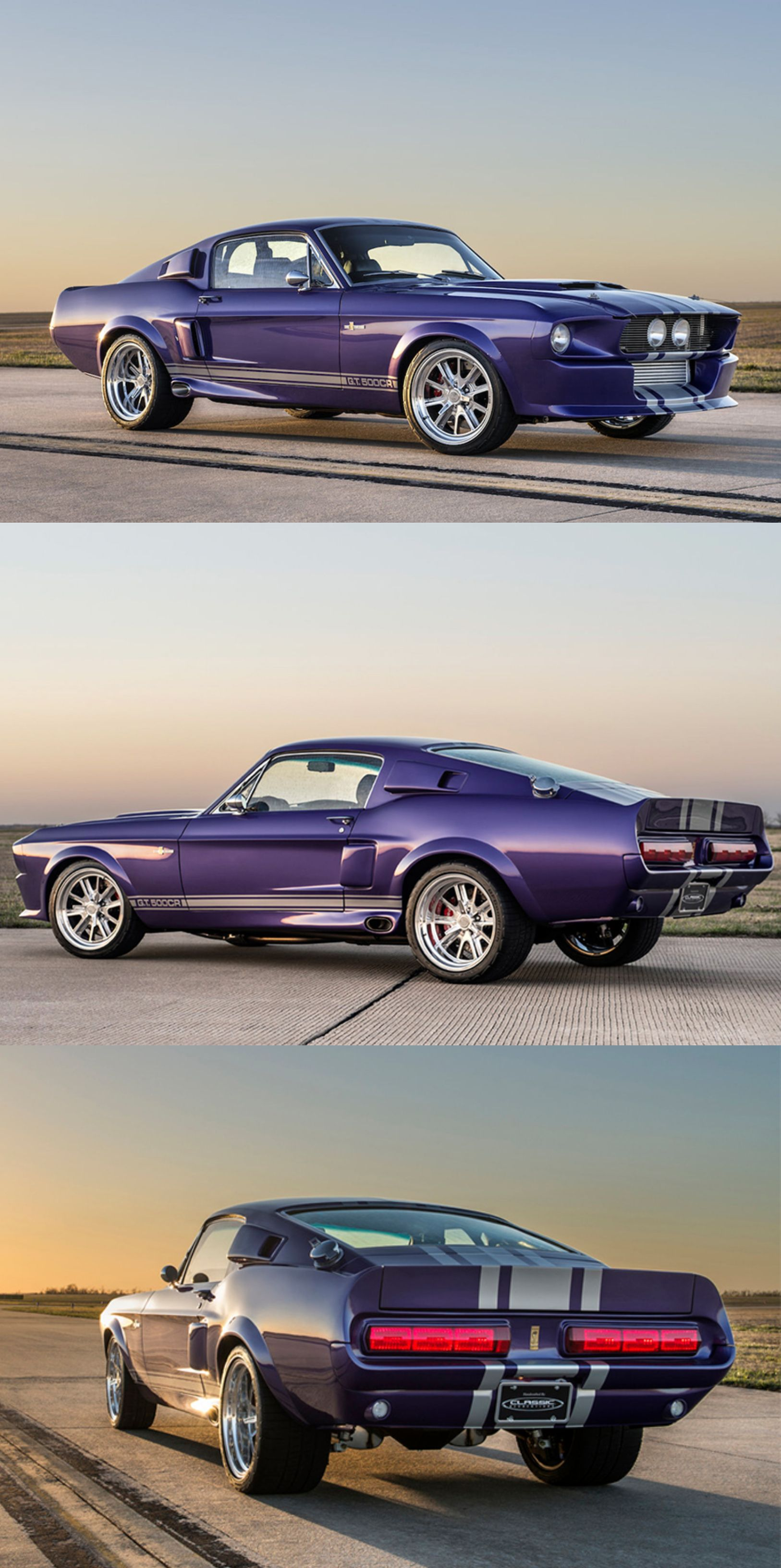 Check Out This Creation That Is Unusual And Weird – Replica Shelby GT500CR 900S