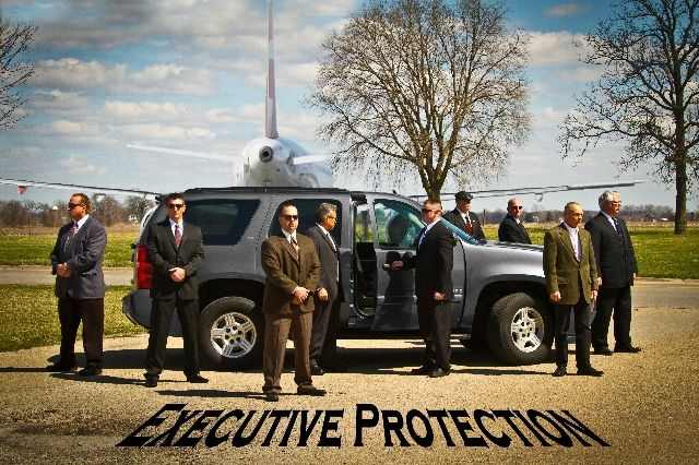 how to become executive protection