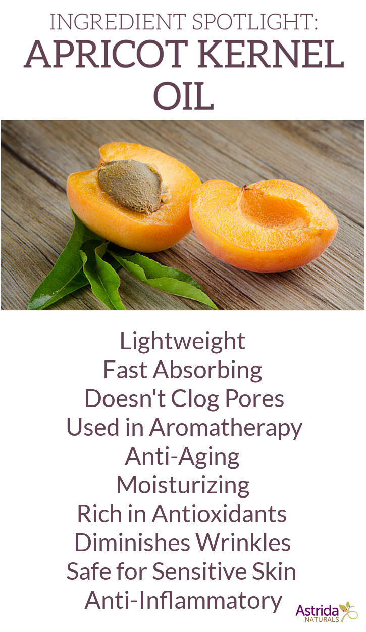 apricot oil for skin