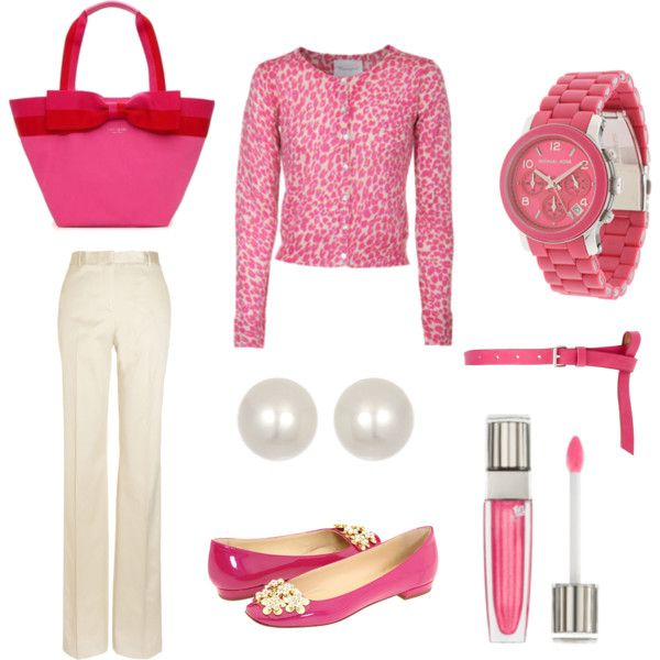 maybe overboard with pink-but it is my fav color