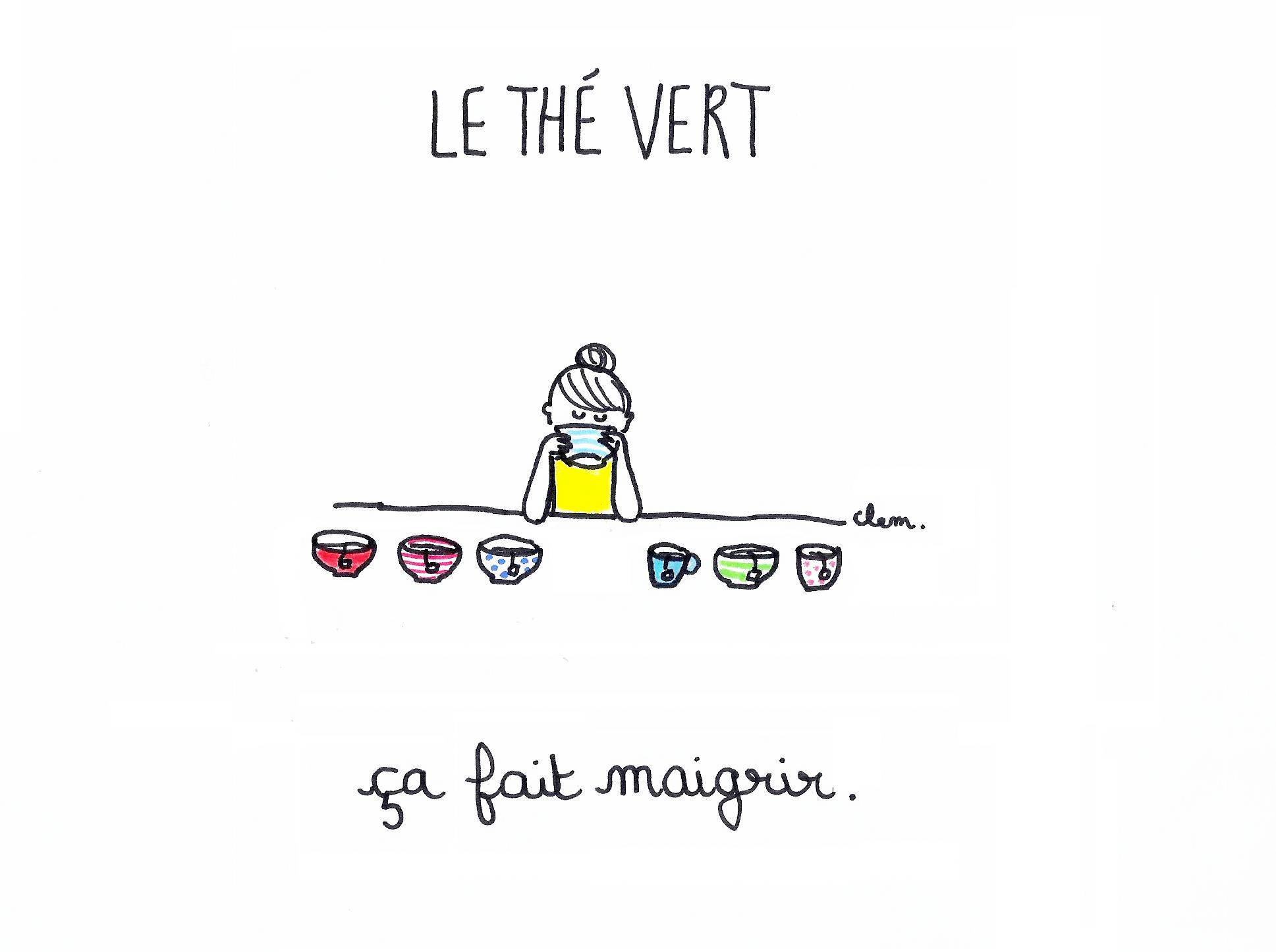 La Verite Vraie Sur Le The Vert The Vert Verite L Espoir