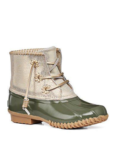 Belk sperry duck boots