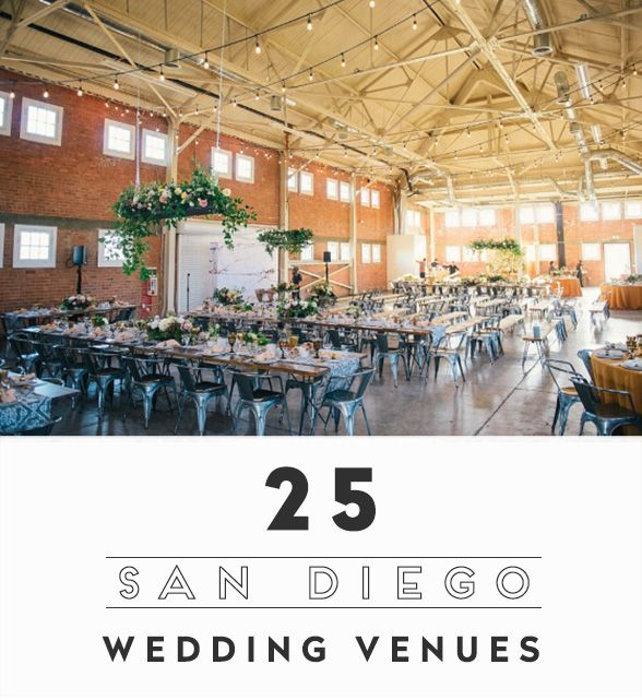 Looking For An Event Or Wedding Venue In San Go Here Are 25 Unique Es To Check Out Photo Credit Walter Wilson Photography