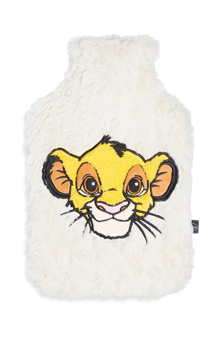 Primark - Lion King Hot Water Bottle | Primark | Pinterest