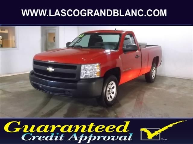 2008 Chevrolet Silverado 1500 Work Truck Grand Blanc Mi Used