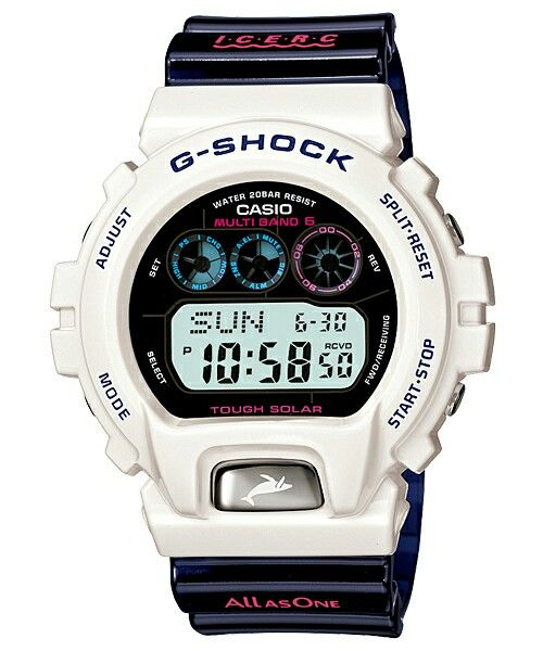 G-Shock dw6900 I.C.E.R.C.(International Cetacean Education and Research  Center) LOVE THE SEA   THE EARTH. 6f4a3558e471