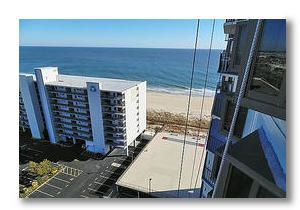 Ocean City Vacation Rentals 9400 1602 Ocean City Oceanfront Bldg Side View Century 21 New Ho Ocean City Vacation Rentals Ocean City Rentals Ocean City