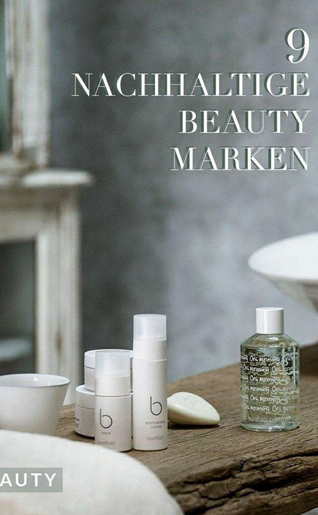 Wir lieben Naturkosmetik. Investieren auch Sie jetzt in diese nachhaltigen Marken.#beauty#brands#...
