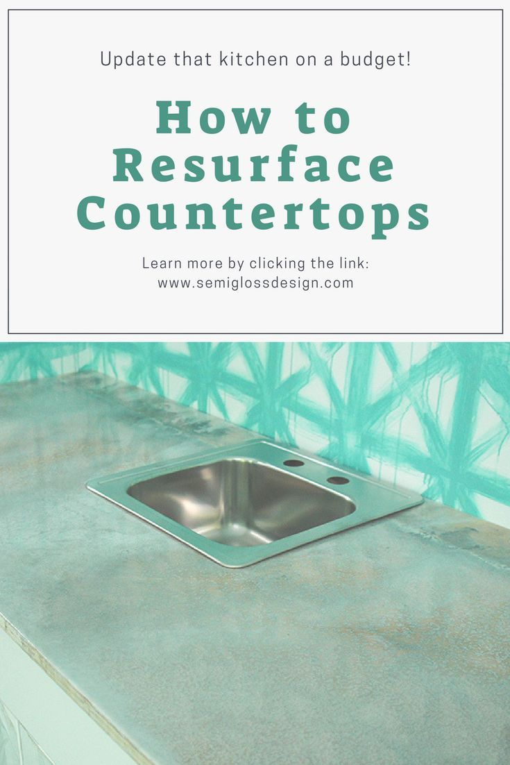 Unofficial Guide to Countertop Resurfacing and Epoxy Countertops