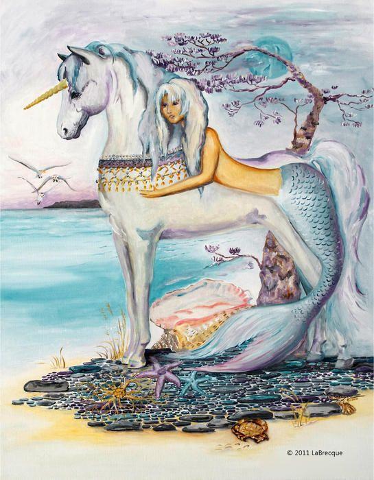 Unicorn and mermaid splash pad 4th birthday party!!!