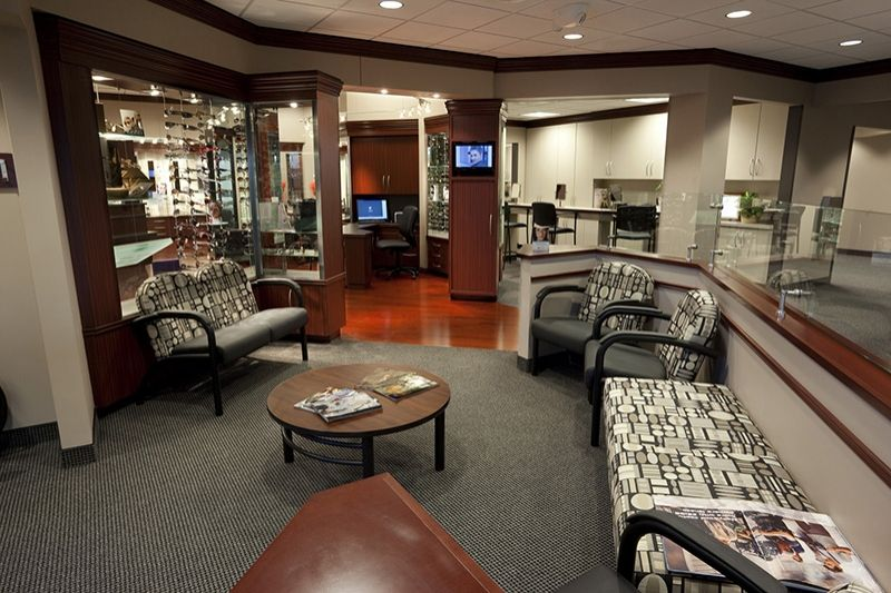 Vision Care Associates is located in Springfield, IL. It