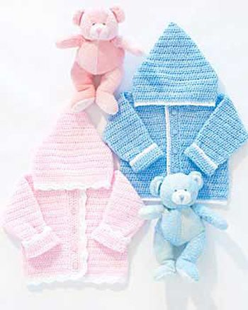 c4ecc41abfb6 Crochet baby hoodie free pattern -- I ve made this several times ...