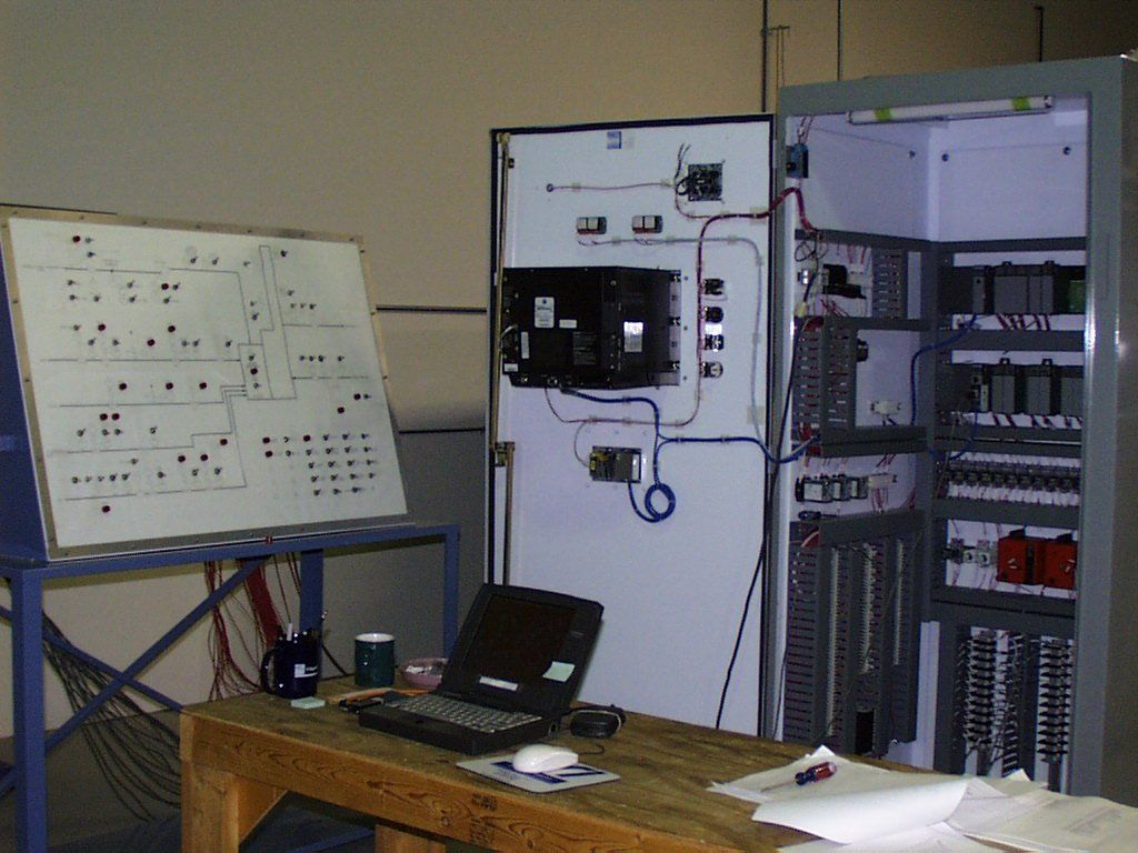 Solution Control Systems are manufacturing VFD packages – Explosion Proof Light Wiring Diagram