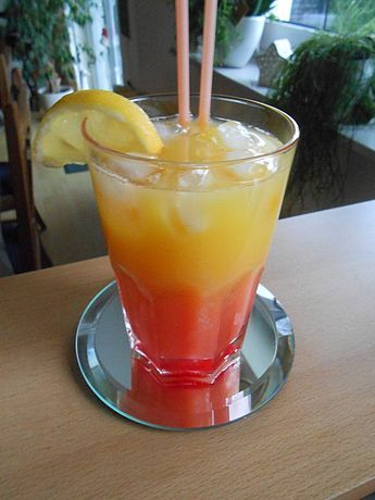 Tequila Sunrise von mamatuktuk | Chefkoch