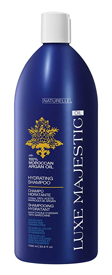 Luxe Majestic Oil SulfateFree Hydrating