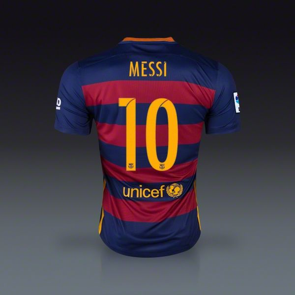 the latest 9e233 09994 Nike Lionel Messi Barcelona Home Jersey 15/16 | SOCCER.COM ...