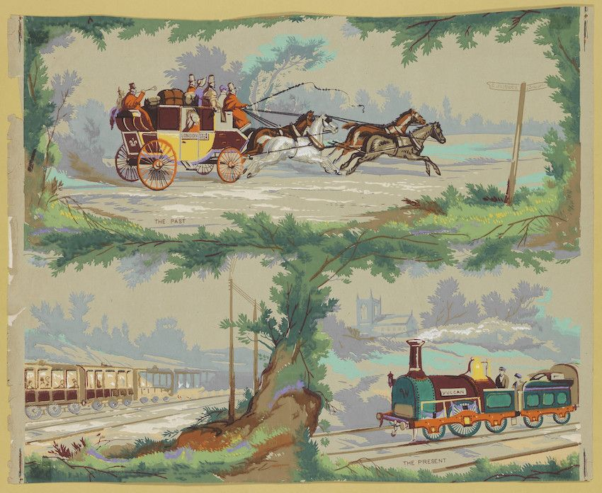 Wallpaper Heywood, Higgenbottom & Smith (Manufacturer