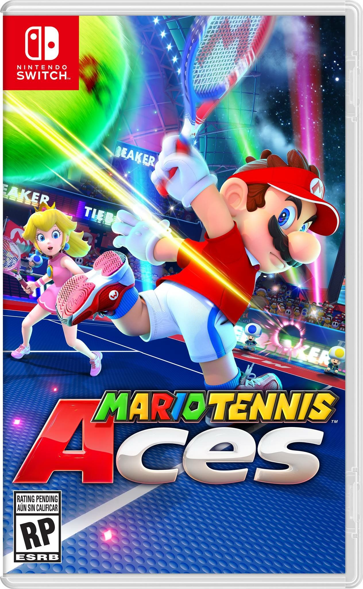 Mario Tennis Aces Bryan Pinterest Nintendo Nintendo Switch