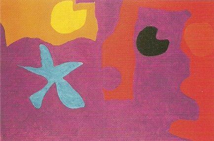 Manganese in Deep Violet, Patrick Heron, 1967