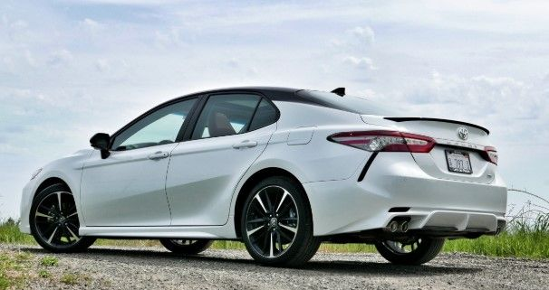 Toyota Camry Trim Levels >> 2018 Toyota Camry Trim Level Differences The Brand New