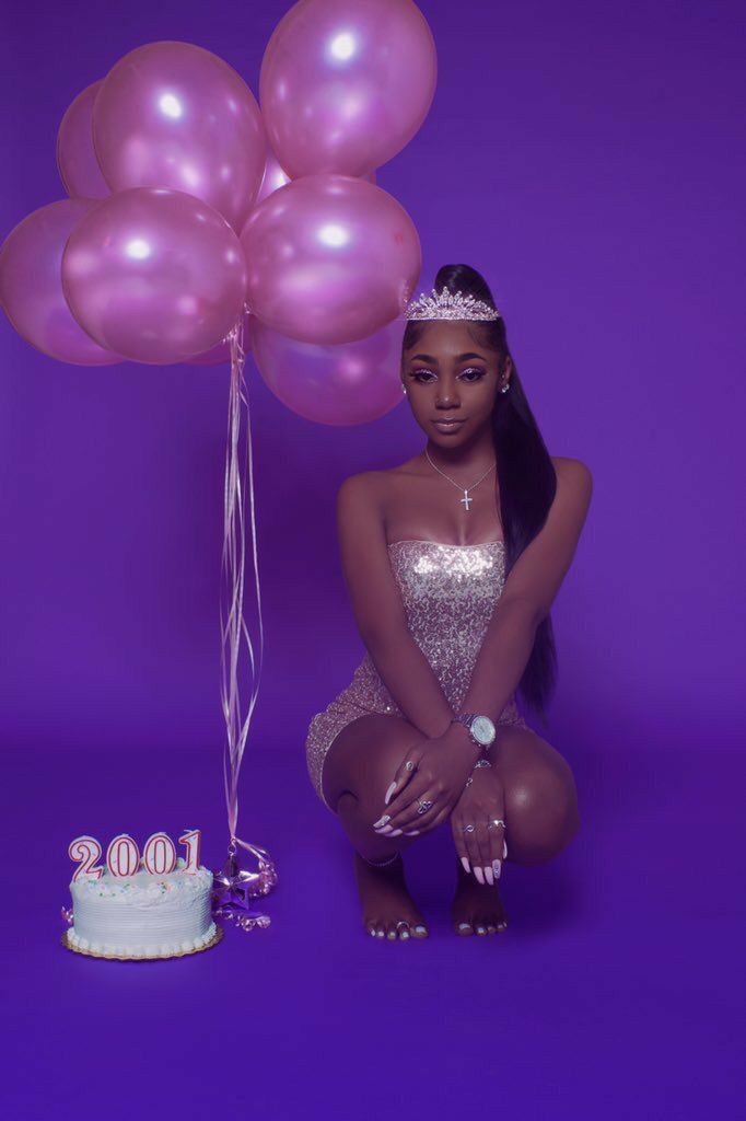 Pin By Tesha Mills On Birthday S 21st Birthday Photoshoot Birthday Photoshoot Cute Birthday Outfits Celebrate your 16th birthday with costumes, theater, and a murder to solve at a murder mystery 16th birthday party. birthday photoshoot