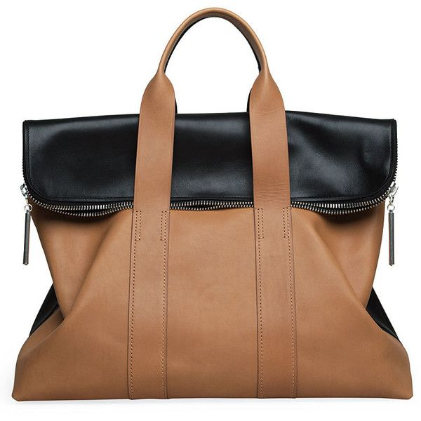 3.1 Phillip Lim 31 Hour Bag ($750) ❤ liked on Polyvore