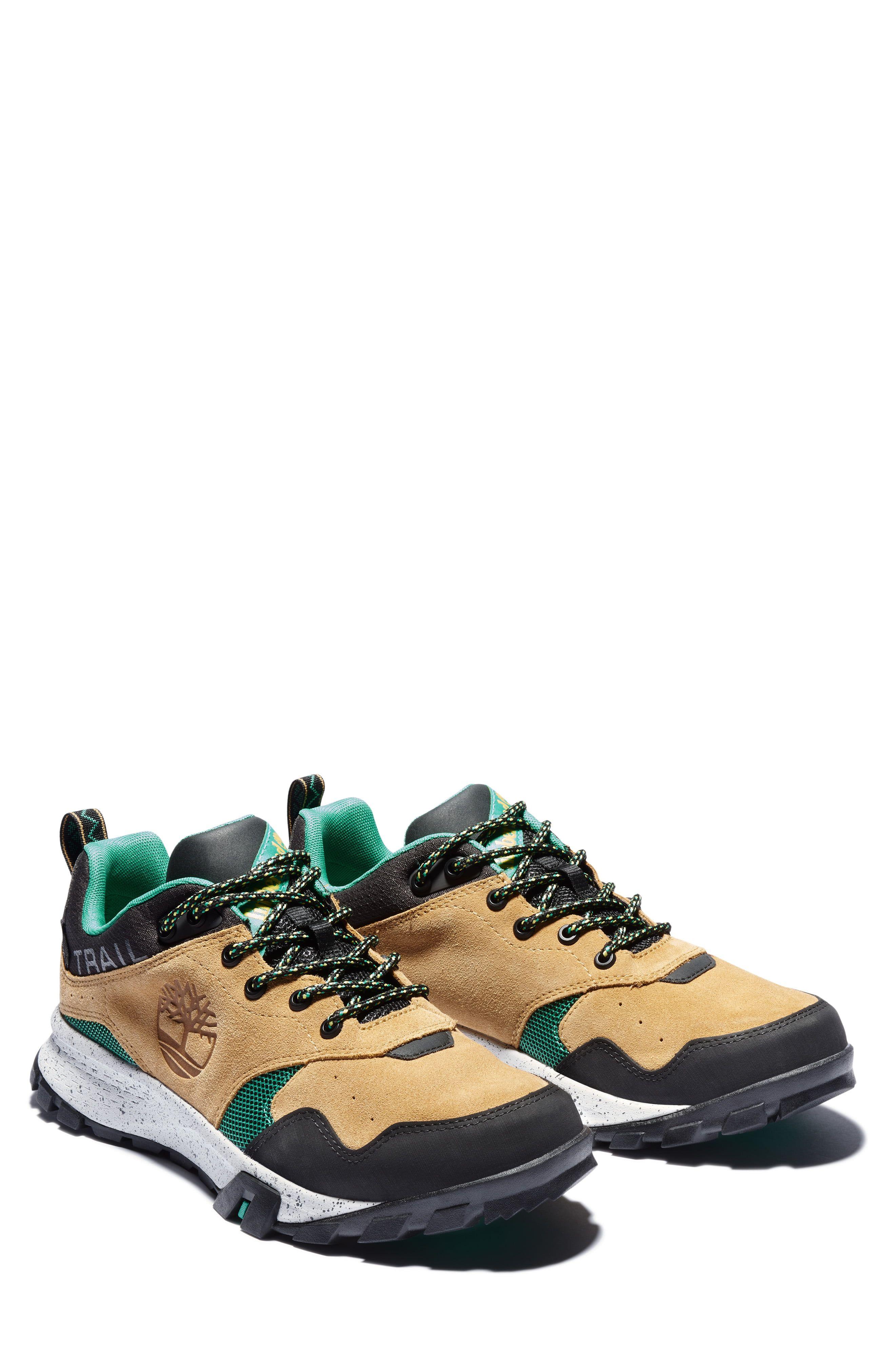 Men's Timberland Garrison Trail Waterproof Hiking Shoe, Size