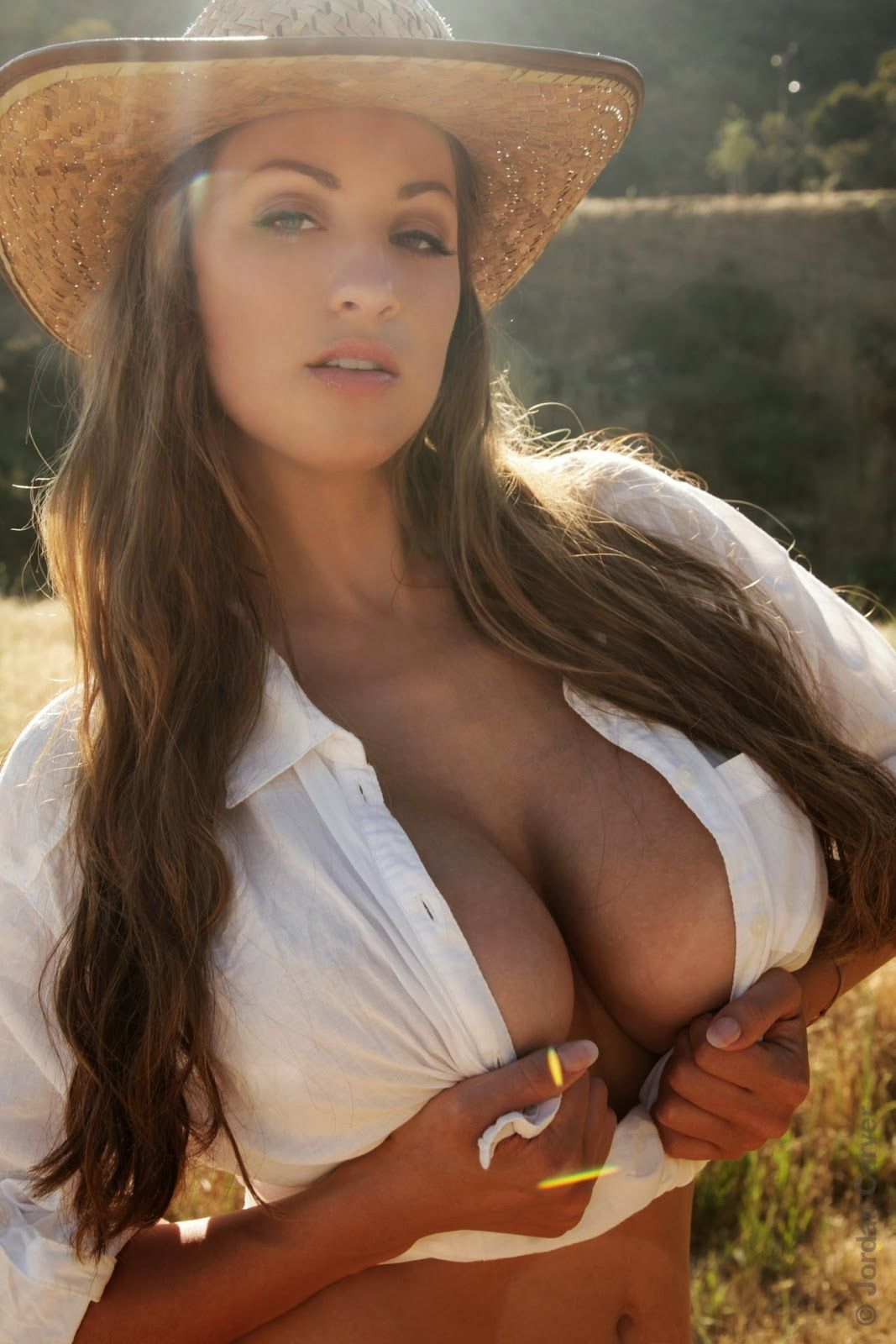 Cow girl nude boobs