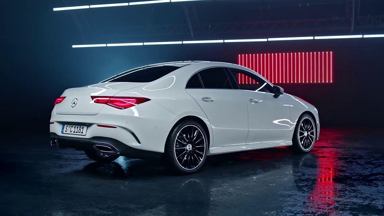 2020 Mercedes Benz Cla Coupe