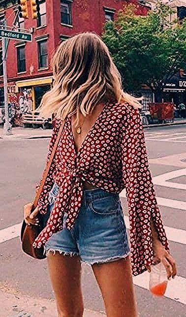 Photo of 45 trendige Outfits, die du jetzt tragen solltest 1 – Sommer Outfits