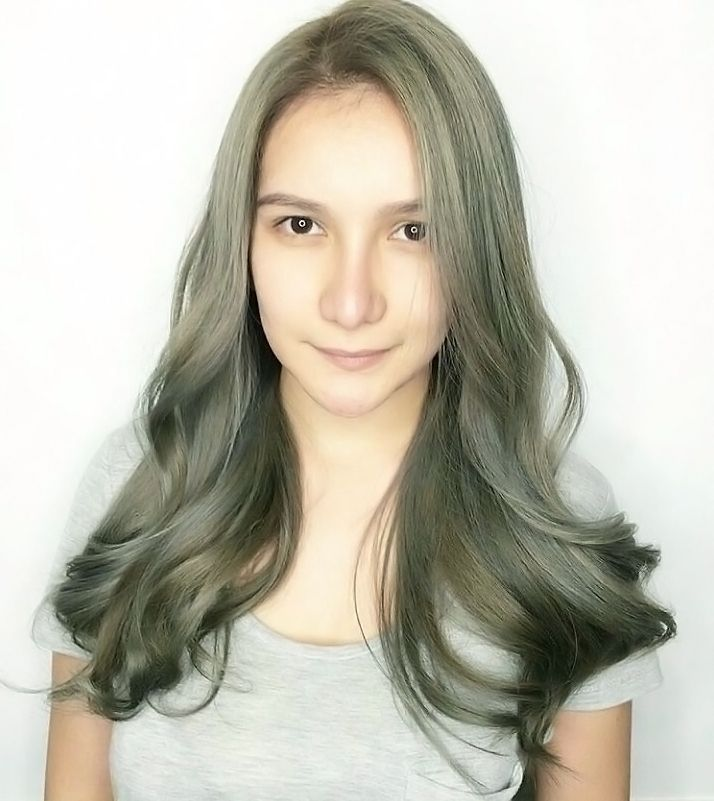30 Stunning Digital Perm Hairstyles Perfect Waves With A Digi Perm Check More At Http Hairstylezz Com Be Digital Perm Medium Hair Styles Permed Hairstyles