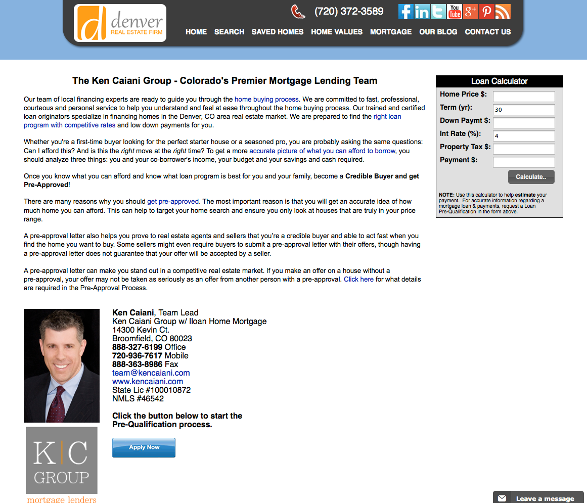 Mortgage Page Mortgage Calculator Now You Can Go From Searching