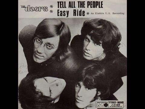 Tell All The People - The Doors (lyrics) - YouTube