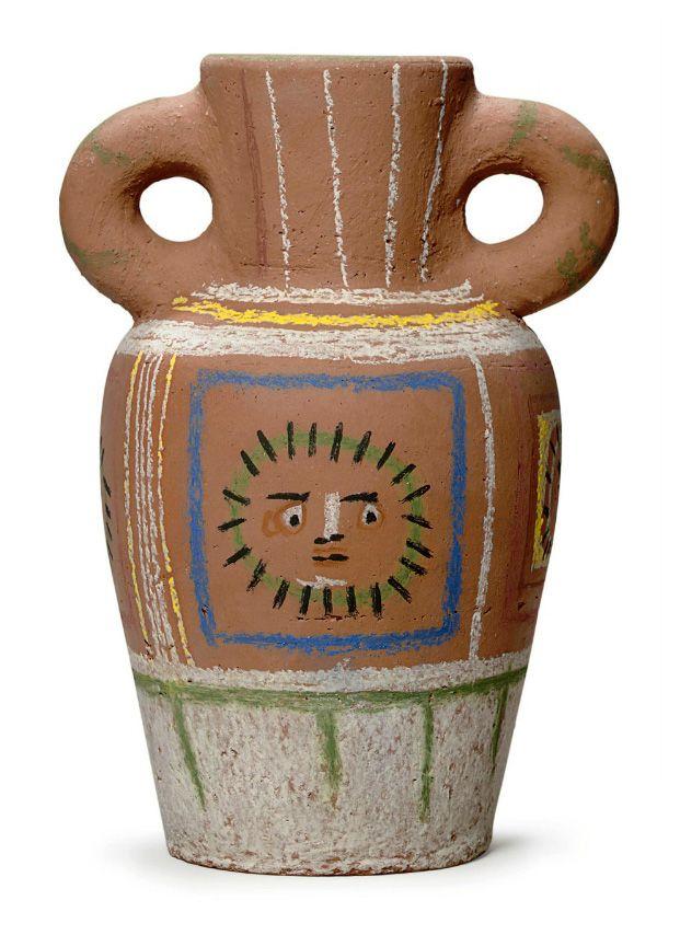 Celia Hannes Pablo Picasso Vase 1953 Object Pinterest