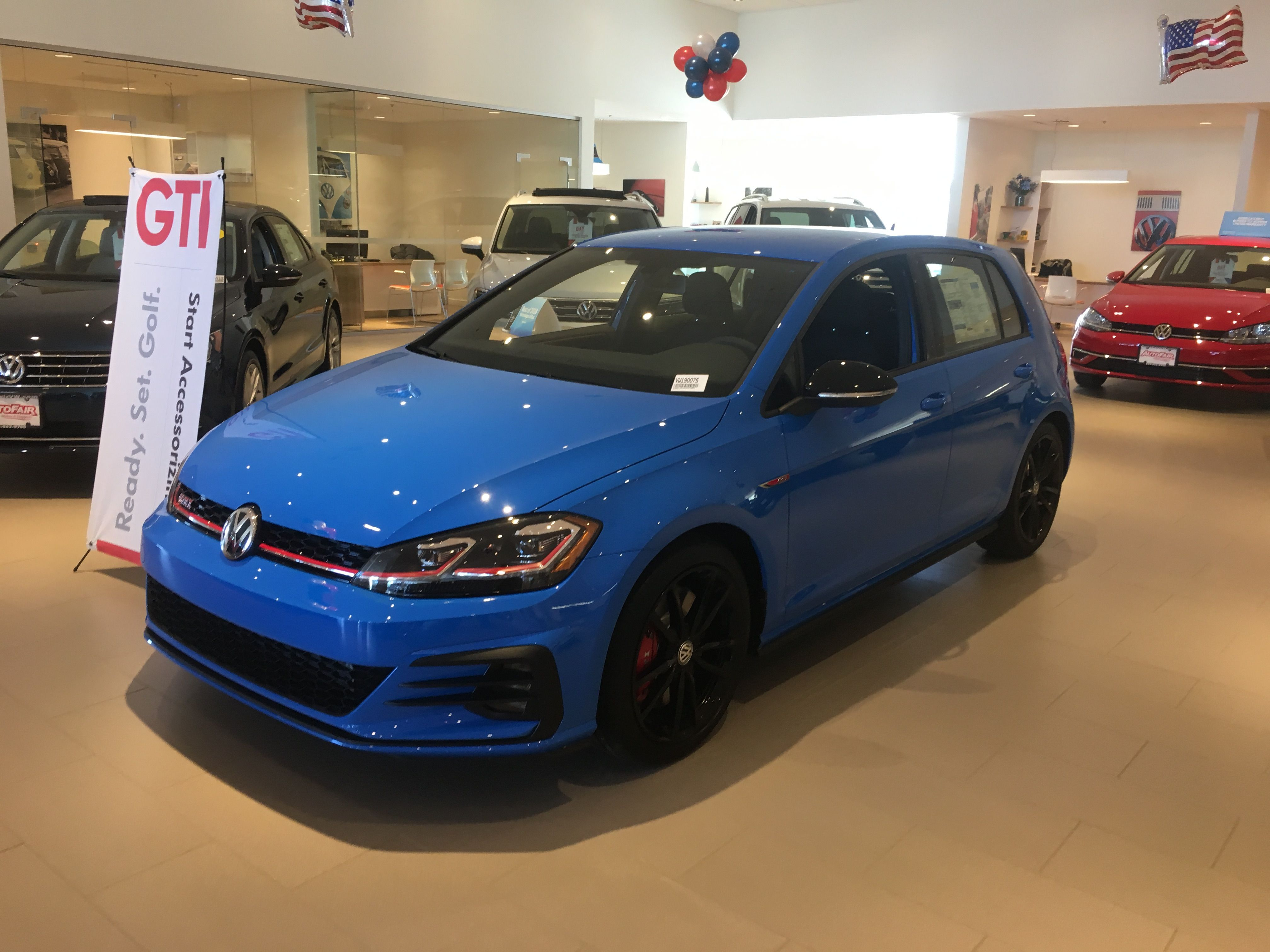 2019 Volkswagen Golf Gti Rabbit Edition Volkswagen Golf Gti