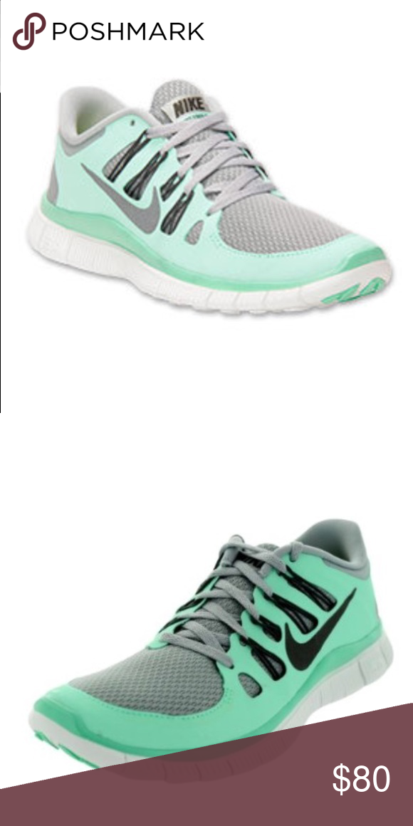 competitive price 2ad66 43141 Women's Mint Nike Free 5.0 Size 8 Women's Mint Nike Free 5.0 ...