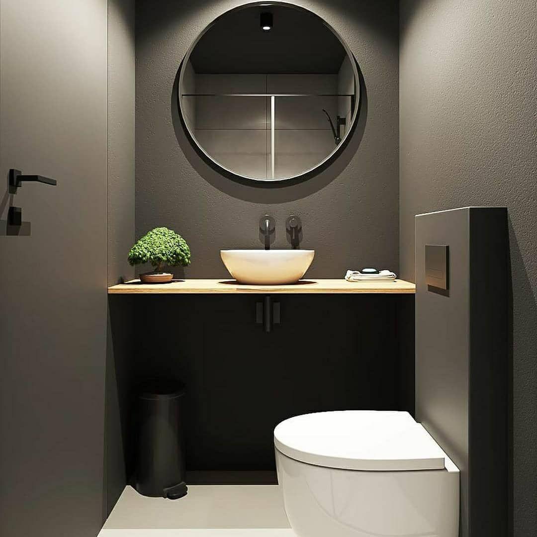 Interior Art Design On Instagram Repost Flexicube Pl Europe Introducing L15 3 20ft Conta Toilet Design Round Mirror Bathroom Bath Design